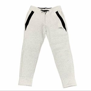 American Eagle Outfitters White Joggers Pants